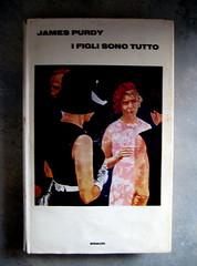 James Purdy, I figli sono tutto; Einaudi 1971