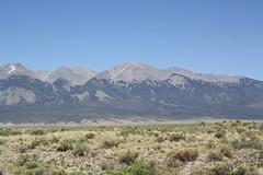 Spanish Peaks?