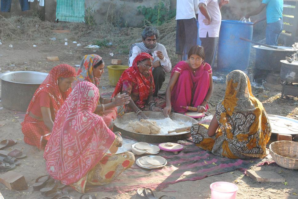 Pics from the satyagraha - 2 Oct 2010 - 13