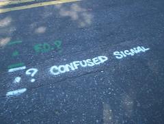 Confused Signal