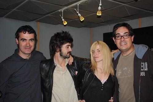 Con Eva Y Jave de Idealipsticks