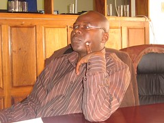 Conrad Dube Mwanawashe