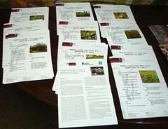 Fodder leaflets for Ethiopia