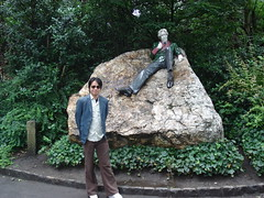 Me and Oscar Wilde