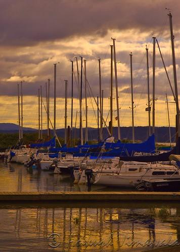 Sailboat Parking