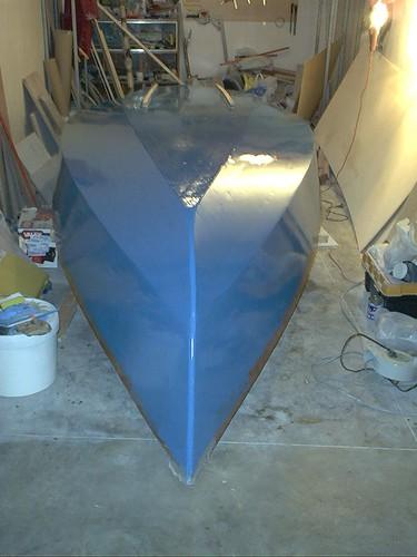 verniciatura barca