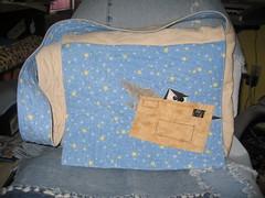 LIzzie's Pigwidgeon Bag