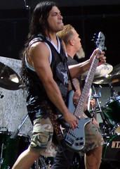James Hetfield & Robert Trujillo - Metallica (...