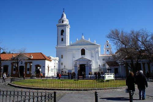 Iglesia del pilar in Recoleta