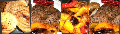 Steak & Peppers