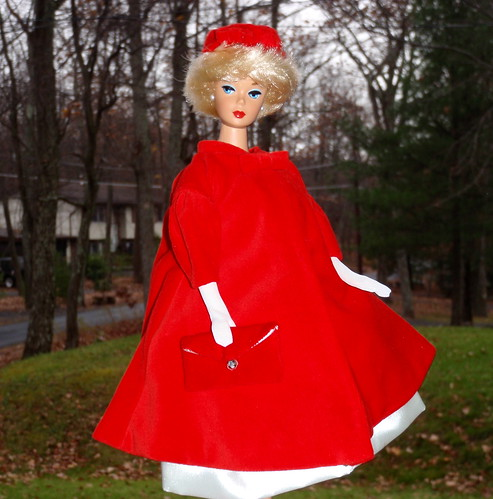 Barbie Braves the Elements
