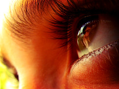 Thats me in her eye