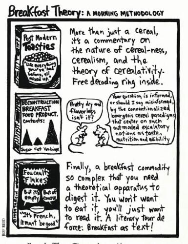 Breakfast Theory: A Morning Methodology