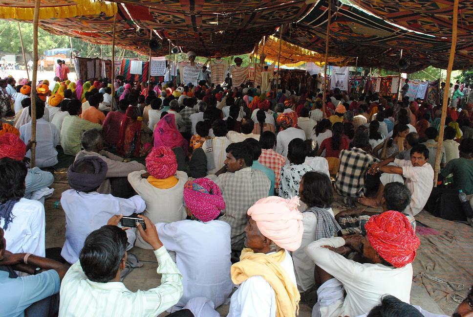 Pics from the satyagraha - 2 Oct 2010 - 46