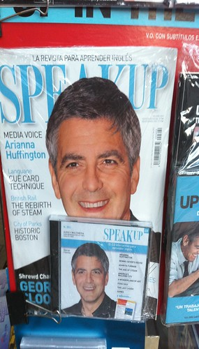 George Clooney en Speak Up 2