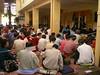 Teaching of HH the Dalai Lama in McLeod Ganj