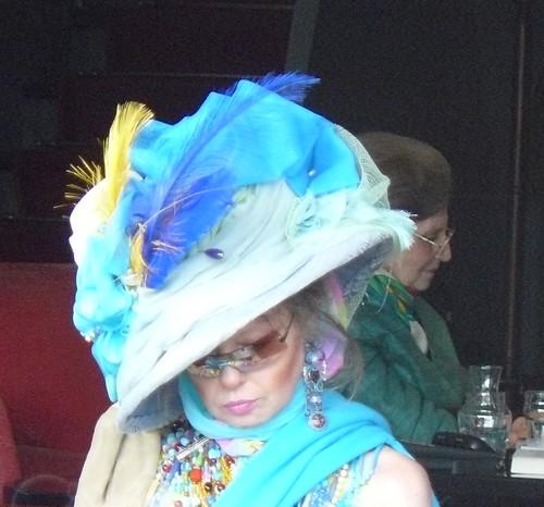 Hatty lady