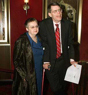 Tabitha e Stephen King
