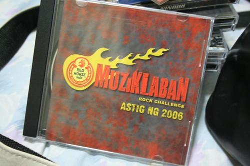 Muziklaban Rock Challenge Astig ng 2006 (front)