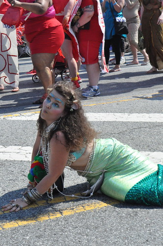 Mermaid on Parade
