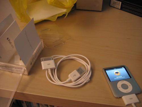 3rd Gen iPod Nano
