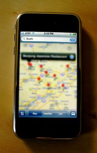 Mobile Marketing increases in relevancy as mobile local search takes a larger share of market