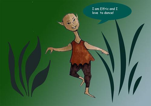 Dancing Elf.