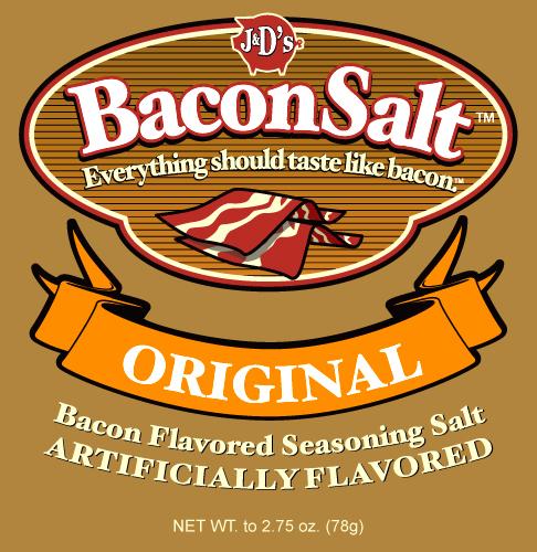 Bacon Salt - Original
