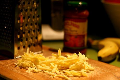 Wednesday: quesadillas for dinner