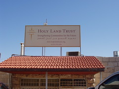 Holy Land Trust Office, Bethlehem