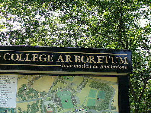 Wofford Arboretum