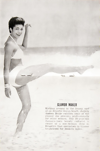 Glamour Maker - Jet Magazine September 1, 1955 by vieilles_annonces.