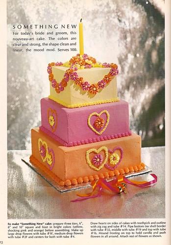 Mod wedding cake!!