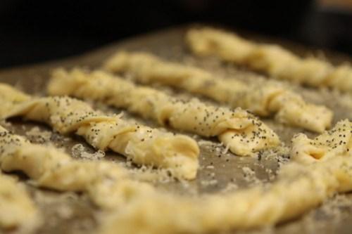 garlic parmesan ready to cook