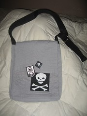 Pirate Computer Bag