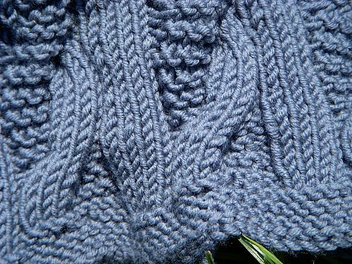 Blanket Closeup