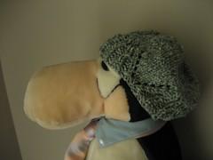 One Skein baby hat
