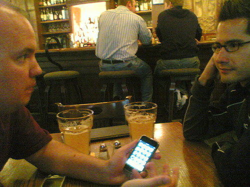 John and John and the iPhone
