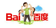 Baidu Father's Day Logo