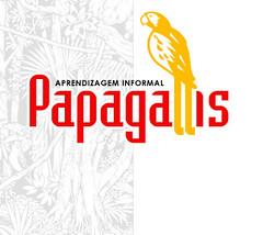 Novo Logo Papagallis