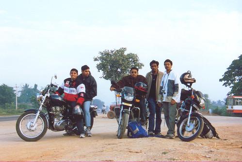 Nagarjunsagar Bike Trip