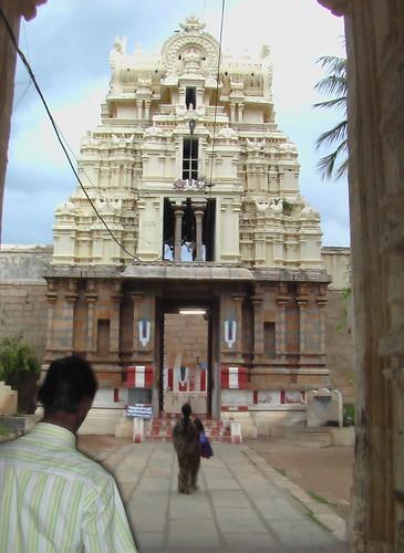 ThiruveLLarai entrance