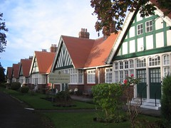 Fox Almshouses, Norton