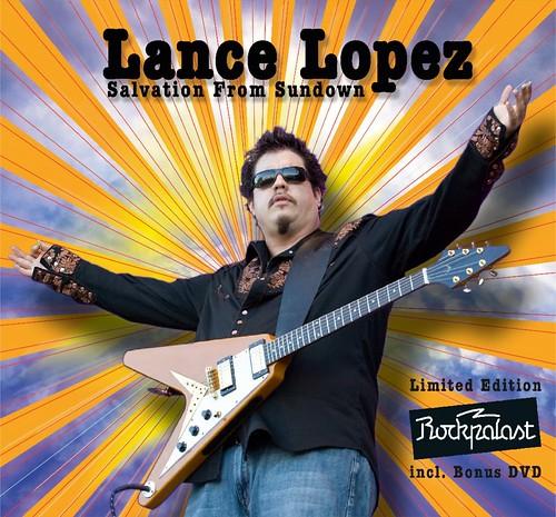 Lance Lopez - Salvation From Sundown