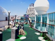Brilliance of the Seas (Miniature Golf)