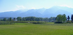 Mt Olympus from Dion