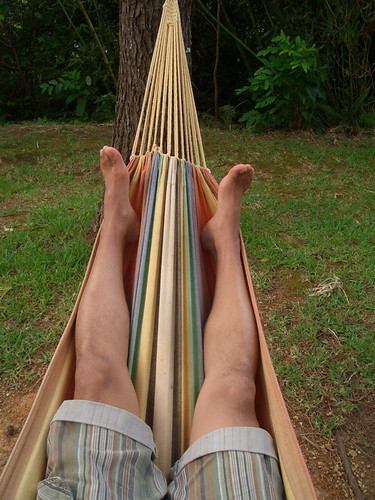 On the Hammock