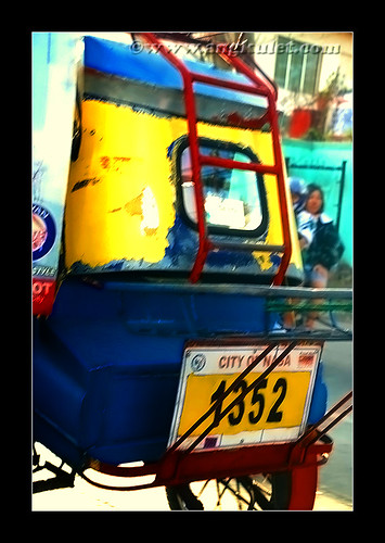 Naga City tricycle