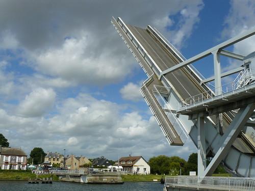 Pegasus Bridge at Ranville