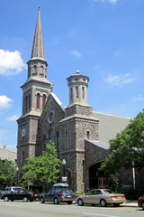 NJ - Morristown: Morristown United Methodist C...